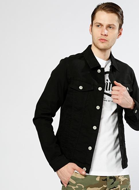 Jack & Jones Ceket Siyah